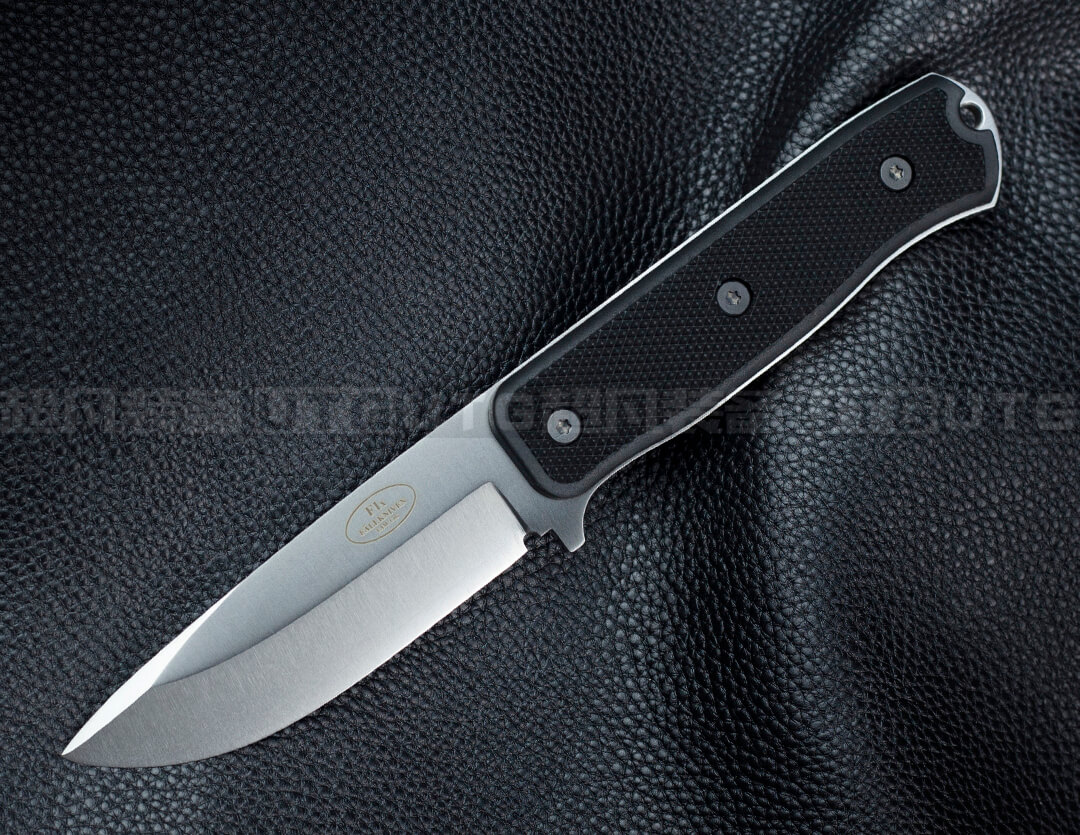 型号:Fallkniven 瑞典F1X Fixed Blade Lam. CoS钢空军生存刀